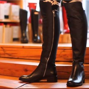 Knee Riding Boot